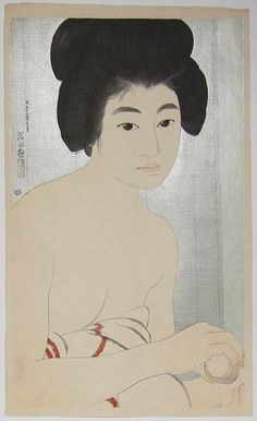Shinsui Itō (Japanese: 伊東 深水; 4 February 1898 – 8 May 1972) - Google Search
