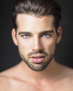 Samuel Johnston by Svelte Images (gorgeous eyes)
