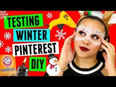 Pinterest Christmas & Winter DIY's TESTED! Testing Popular Holiday Hacks | rosaliesaysrawr -  Low cost social media management! Outsource  now! Check our PRICING! #socialmarketing #socialmedia #socialmediamanager #social #manager #instagram In today's video I show you some fun Pinterest DIY's and hacks for the holidays that I'll be testing out to see if they actually... - #PinterestTips
