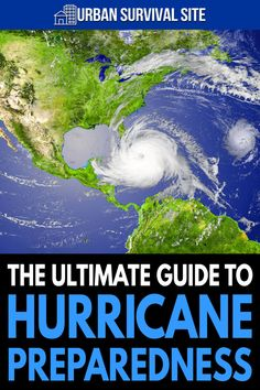 If you wait to prepare until hours before a hurricane strikes, you're making a major mistake that could cost you your life or the lives of your family. Hurricane Preparedness, Emergency Preparedness Kit, Emergency Preparation, Emergency Supplies, Urban Survival, Camping Survival, Kids Survival Skills, Emergency Medicine, Retirement Party Gifts