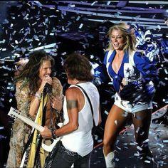 Aerosmith - private show AT&T Staduim 1th november