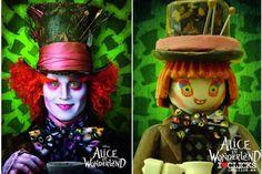 Alice in Wonderland - Playmobil Clicks