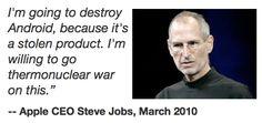 Will Apple now sue Google? - Apple 2.0 - Fortune Tech