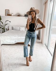 Women's Summer Fashion 2019 Street Style - Outfit Ideen Classy Summer Outfits, Plus Size Summer Outfit, Summer Outfits For Teens, Womens Fashion Casual Summer, Spring Summer Fashion, Spring Outfits, Boho Fashion, Summer Clothes, Style Summer