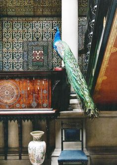 Leighton House--Fabulous Victorian example of the exotic interior.