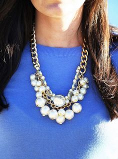 Lilly Pulitzer Necklace-Hopeless romantic necklace.