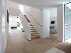 Eiche weiß | BÖDEN | Eichenparkett | Architekten: Berschneider + Be …