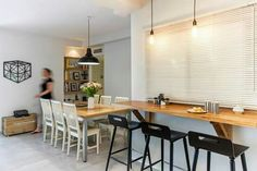 My own apartment - kitchen bar. Home Styling - Ravit Rod