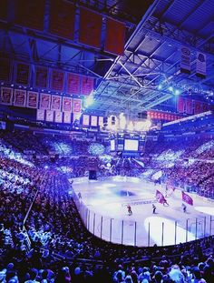 Red Wings game at Joe Louis Arena, Detroit, MI.I want to go see this place one day. Please check out my website Thanks. www.photopix.co.nz