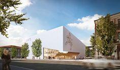 Libeskind divulga projeto para o novo Centro de Arte Moderna da Lituânia