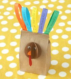 Need a last minute craft idea for Thanksgiving? Check out these 3D Paper Bag Turkeys: http://www.mpmschoolsupplies.com/ideas/2395/3d-paper-bag-turkey/