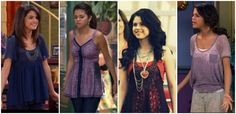 Alex Russo Fashion