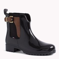 c6847753df623d Tommy Hilfiger Oxley Rubber Boot - black (Black) - Tommy Hilfiger Boots -  main