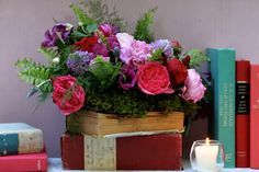 DIY: Floral Arrangement With Botany Flowers