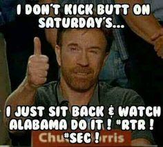 best of sports fails Alabama Football Funny, Football Memes, College Football, Football Stuff, Football Season, Football Team, Crimson Tide Football, Alabama Crimson Tide, Chuck Norris Memes
