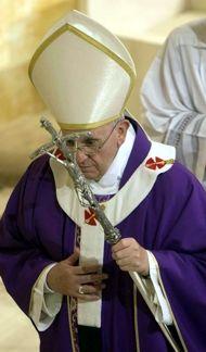 Papa Francisco, Roma, 01/12/2013