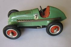 Schuco studio toy car - 1930's - Germany