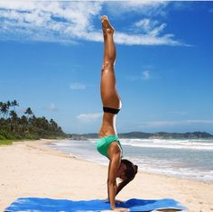 Hand Stand #strength