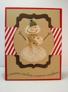 The Buzz: Warm Wishes Snowman