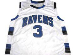 Lucas SCOTT #3 One Tree Hill Ravens Movie Jersey White Any Size XXS to 5XL