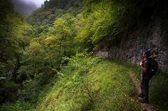 Foces del río Pendón #Nava by fototropia.com