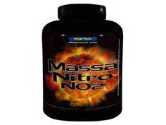 Massa Nitro NO2 3Kg Morango Probiótica Millennium - c/ Vasodilatador