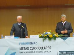 Fórum EMRC, Metas Curriculares de EMRC
