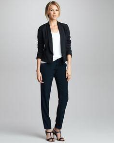 http://ncrni.com/vince-cropped-crepe-blazer-basic-tank-silk-track-pants-p-4035.html
