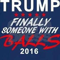 All aboard the TRUMP TRAIN!!!! Make America GREAT AGAIN!!!! We believe in you Mr. Trump!!!!