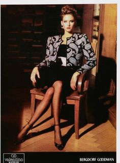 Fashion ads from the 1980s. ( VIP Fashion Australia www.vipfashionaustralia.com - international clothing store )