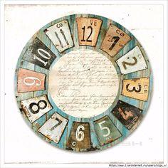 Фотографии Декор плюс декупаж | 654 альбома | ВКонтакте Clock Craft, Diy Clock, Clock Decor, Decoupage, Vintage Prints, Vintage Art, Blank Clock Faces, Clock Face Printable, Art Deco Watch