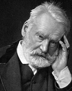 Author Victor Hugo ~ born 26 Feb, 1802, died 22 May, 1885.  Occupation Poet, playwright, novelist, essayist, visual artist, statesman, human rights campaigner[citation needed]  Nationality French