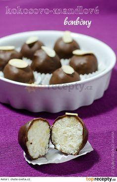 Kokosovo-mandlové bonbóny