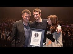 GUINNESS WORLD RECORD FOR THE DAY OF THE DOCTOR