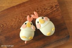 Delightful Hard-Boiled #Eggs That Are Shaped Like Cute Animal Characters - DesignTAXI.com