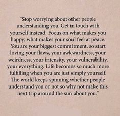 Self Love Quotes, Mood Quotes, Quotes To Live By, Life Quotes, Positive Affirmations, Positive Quotes, Motivational Quotes, Inspirational Quotes, Happy Words
