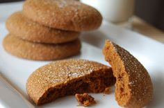 Old Fashioned Molasses Cookies...just like grandma used to make...
