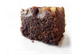 ...Filosofía de Sabor...: Torta de peras, chocolate y té especiado