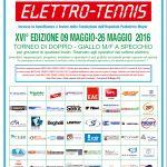 XVI° Edizione Elettro – Tennis