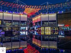 CITY WALK: Best Places to Visit in Dubai at Night