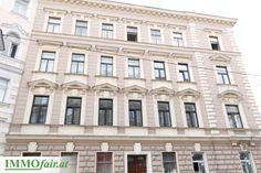 Sanierte Stilaltbauwohnung mit Top-Ausstattung in 1030 Wien kaufen Multi Story Building, Next, Real Estates, Homes