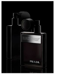 Prada Fragrances (Extreme darks, highlighted silhouettes)