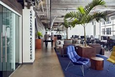 Seriously cool work environment - The Inspiring Offices of Tech Companies in Silicon Valley
