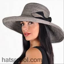 Image result for beautiful hats for ladies