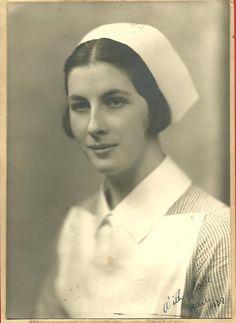 Nurse Jean 1939. See: http://www.pinterest.com/pin/287386019945556971/