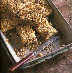 Appel-vijgencake met noten - Koken