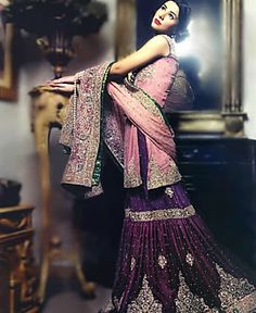 D3629 Indian Pakistani Bridal Dresses For Wedding By Top Designers, Wedding Dresses Pakistani 2012 2013 Bridal Wear