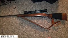 .338 win mag | For sale Ruger m77 win mag. 338 Rifel for sale. Rifel comes with ...