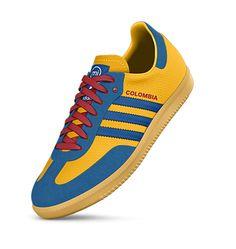 Adidas mi Samba Custom Shoes