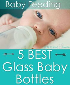 5 Best Glass Baby Bottles – Should You Switch From Plastic?